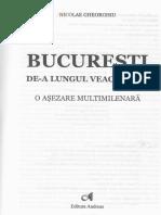 Bucuresti de-a lungul veacurilor [Fragment] - Nicolae Gheorghiu