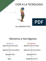 INTRODUCCIÓN A LA TECNOLOGIA TEORICA CLASE 4-1