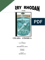P-028 - Cilada Cósmica - K. H. Scheer
