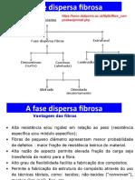 6 Micro mecanismo de reforço - fibras