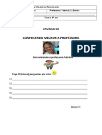 2 - ATIVIDADE COMPLEMENTAR - Entrevistando a Professora .PDF