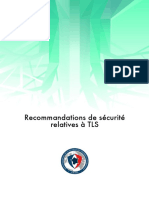 Anssi-guide-recommandations de Securite Relatives a Tls-V1.2