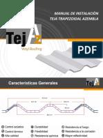 Manual de Instalacion Teja