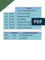 Progamme API Kenitra