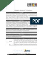 Fichas Tecnicas de Las Adecuaciones y Los Accesorios