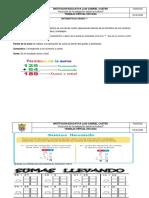 1A MATEMATICAS 3 PERIODO 4