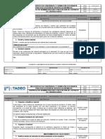 PRO-EFE-GAA-027  Recepción de Material y  Mantenimiento de Colecciones