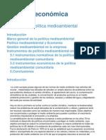 Tema 6. Poltica econmica