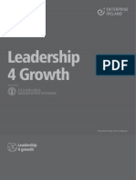 Leadership Programme Brochure