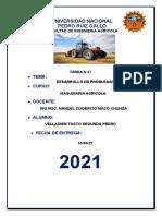ejercicios sobre maquinaria agricola - TAREA 07