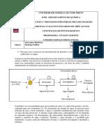 3° Ex. Avaliativo de Processos Orgânicos 1