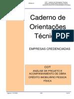 COT_AE_130v020-analise e projeto