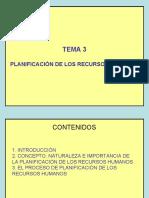 Tema 3. Planificacion
