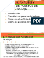 TEMA_ 2. Analisis y diseño de puestos