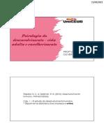 Aula 02 - Desenvolvimento Humano - Cap 1 Papalia PDF