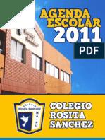 Agenda 2011 Rosita Sanchez