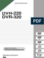 PioneerDVR220-320Man