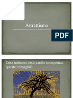 Astrattismo