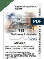 TEC ENFERMAGEM - PETROBRAS - 2004