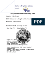 2010 Ohio County Comprehensive Community Plan