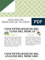 CAPITULO 9 ANÁLISIS DEL MERCADO DE VALORES