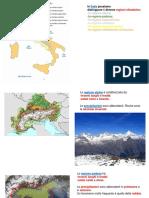 aree climatiche italia