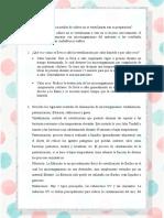 Preparación de medios de cultivo. Cuestionario Práctica 3 Laboratorio de Microbiología BUAP