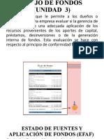 FLUJO DE FONDOS (UNIDAD  3)
