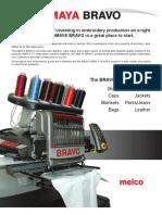 BRAVO CANADA Brochure