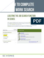 NEW Job Search Tutorial