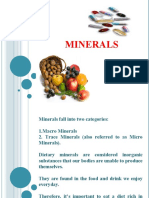 Macro and Micro Minerals-1