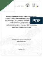 MEMORANDO PARA AVAL REPUESTOS BOLIVAR 2021