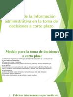 DECISIONES DE CORTO PLAZO (1)