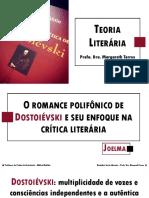 Problemas Da Poética de Dostoiévski - Bakhtin - Discussão