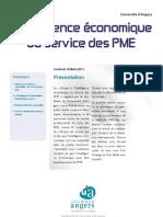 Thèmes du colloque IE-PME