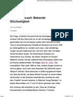 Foucault Et Al in Afrika
