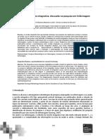 modelo de revisão integrativa