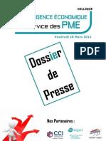 Dossier de Presse Du Colloque