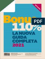 Il Sole 24 Ore Gli Speciali Bonus 110 La Nuova Guida Completa 2021