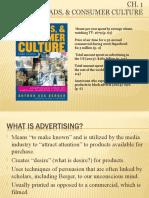 Arthur Asa Bergers Ads, Fads, and Consumer Culture book