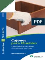 Cajones Para Muebles Folleto
