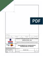 109-D91PC-003 CALIB TRANS PRES