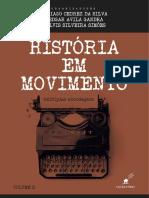HISTÓRIA EM MOVIMENTO VOLUME 2