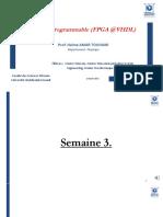 VHDL S1 Seance3