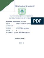 Auditoria Ambiental - Monografia