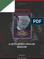 Resenhas Suno O Jeito Peter Lynch de Investir (1)