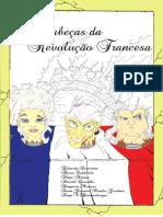 livro as cabeças da revolução francesa