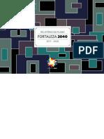 Relatório 4 Anos Implantação_Fortaleza 2040