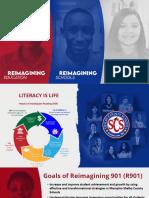 Shelby County Schools Reimagining 901 presentation