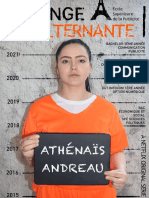 "Le CV façon ""Orange Is The New Black"" d'Athénaïs Andreau"